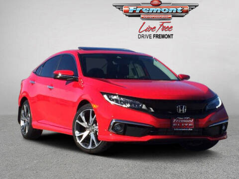 2019 Honda Civic for sale at Rocky Mountain Commercial Trucks in Casper WY
