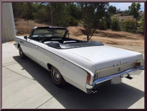 1963 Buick Skylark for sale at Haggle Me Classics in Hobart IN