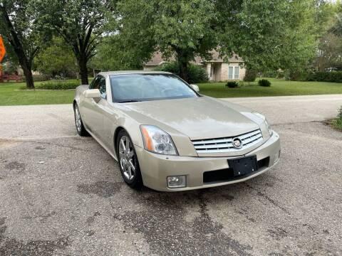 2006 Cadillac XLR for sale at CARWIN MOTORS in Katy TX