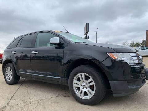2007 Ford Edge for sale at Victory Motors in Waterloo IA