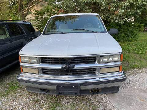 1998 Chevrolet C/K 1500 Series for sale at Car Solutions llc in Augusta KS