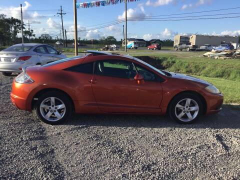 2009 Mitsubishi Eclipse for sale at Affordable Autos II in Houma LA