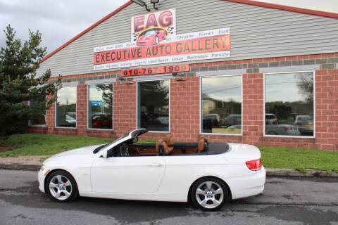 2010 BMW 3 Series for sale at EXECUTIVE AUTO GALLERY INC in Walnutport PA