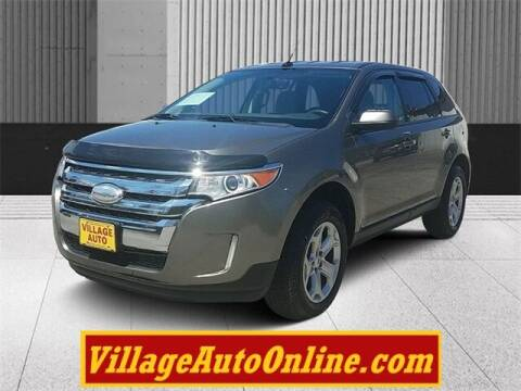 2013 Ford Edge for sale at Village Auto in Green Bay WI