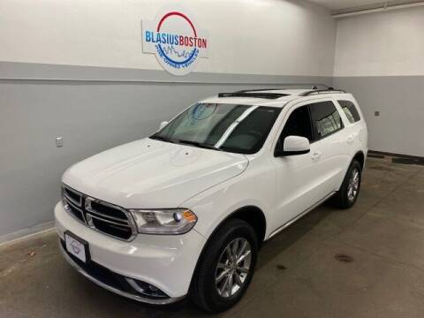2018 Dodge Durango for sale at WCG Enterprises in Holliston MA