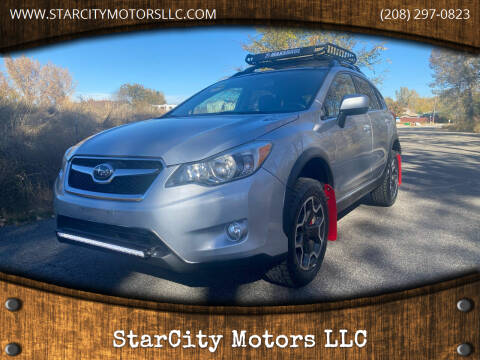 2013 Subaru XV Crosstrek for sale at StarCity Motors LLC in Garden City ID