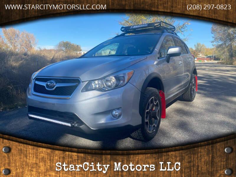 2013 Subaru XV Crosstrek for sale at StarCity Motors LLC in Garden City ID