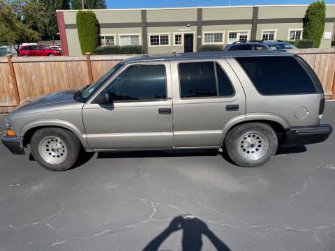 1998 Chevrolet Blazer for sale at Westside Motors in Mount Vernon WA