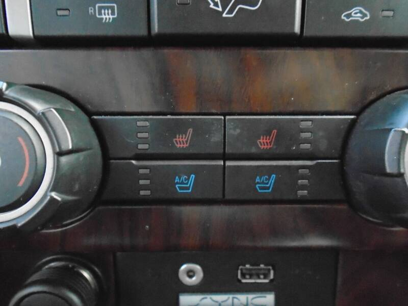 2012 Ford F-150 4x4 Lariat 4dr SuperCrew Styleside 5.5 ft. SB - Westminster MD