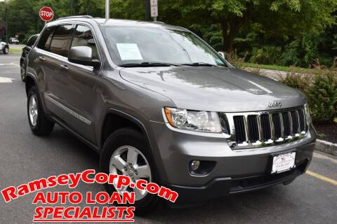 2013 Jeep Grand Cherokee for sale at Ramsey Corp. in West Milford NJ