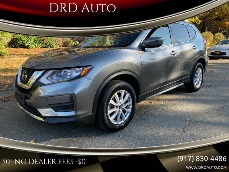 2020 Nissan Rogue for sale at DRD Auto in Flushing NY
