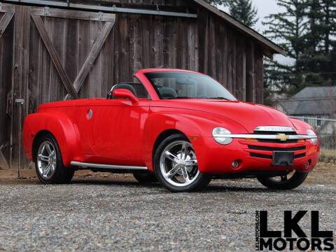 2005 Chevrolet SSR for sale at LKL Motors in Puyallup WA