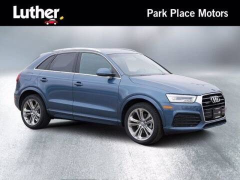 2018 Audi Q3 for sale at Park Place Motor Cars in Rochester MN