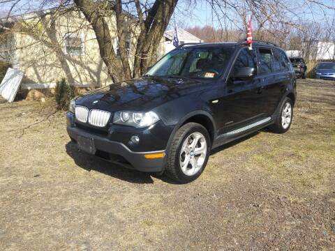 2010 BMW X3 for sale at K J AUTO SALES in Philadelphia PA