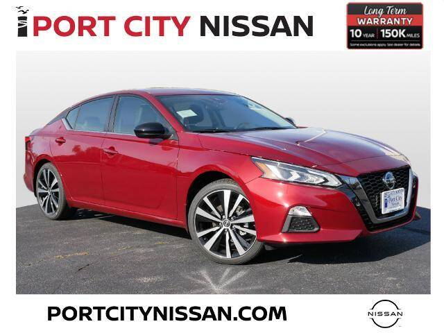 2021 Nissan Altima for sale in Portsmouth, NH