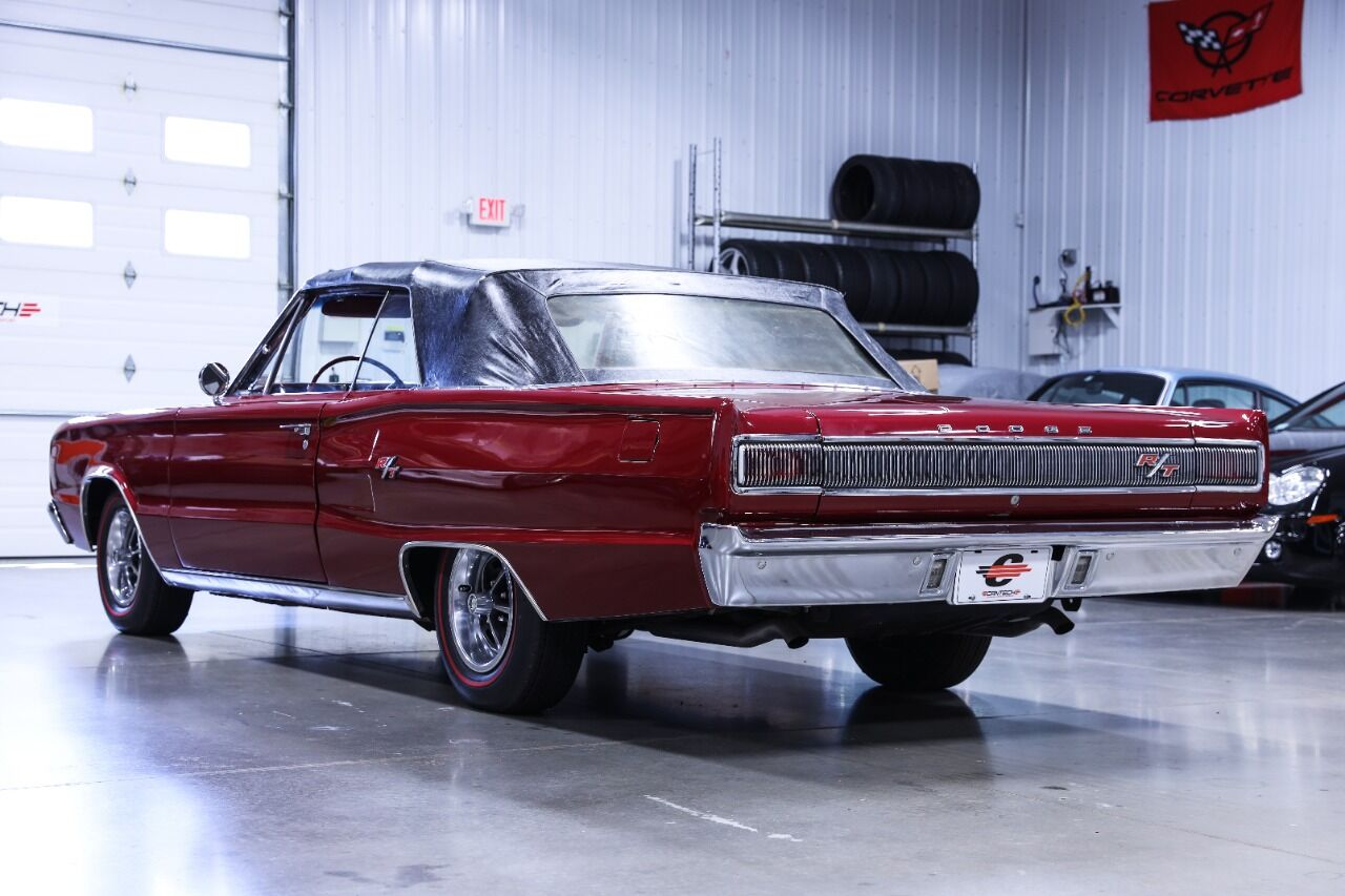 Cantech automotive: 1967 Dodge Coronet 440 Magnum Convertible