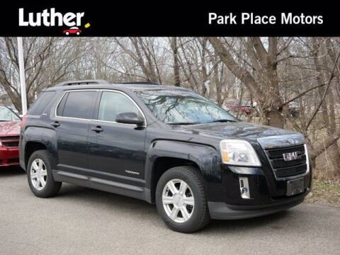 2015 GMC Terrain for sale at Park Place Motor Cars in Rochester MN
