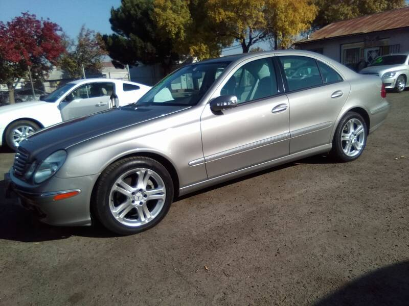 2006 Mercedes-Benz E-Class for sale at Larry's Auto Sales Inc. in Fresno CA