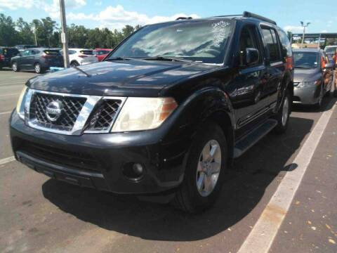 2008 Nissan Pathfinder for sale at Gulf South Automotive in Pensacola FL