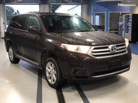 2013 Toyota Highlander for sale at Simply Better Auto in Troy NY