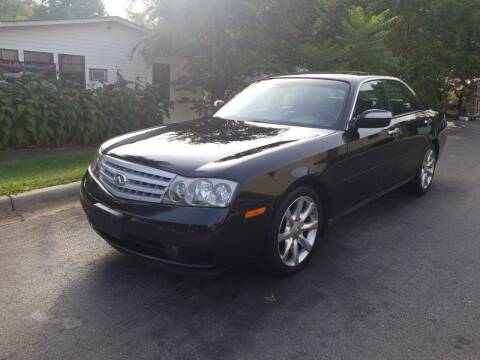 2003 Infiniti M45 for sale at TR MOTORS in Gastonia NC