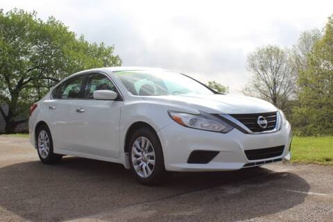 2016 Nissan Altima for sale at Harrison Auto Sales in Irwin PA