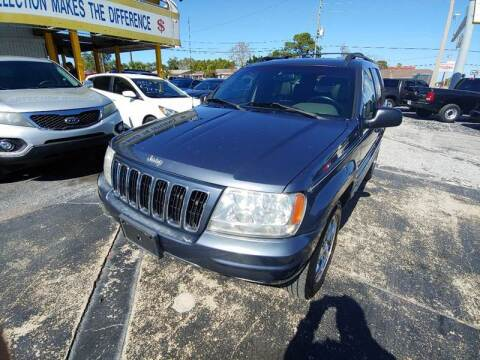 2001 Jeep Grand Cherokee for sale at Autos by Tom in Largo FL