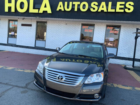 2010 Toyota Avalon for sale at HOLA AUTO SALES CHAMBLEE- BUY HERE PAY HERE - in Atlanta GA