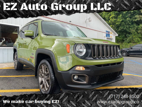 2016 Jeep Renegade for sale at EZ Auto Group LLC in Lewistown PA