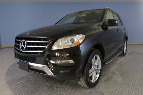 2015 Mercedes-Benz M-Class for sale at Hagan Automotive in Chatham IL