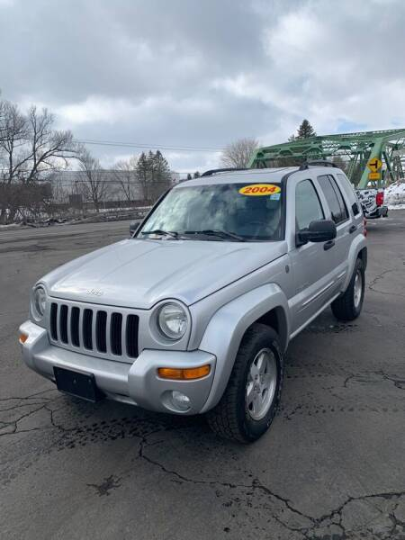 2004 Jeep Liberty for sale at WXM Auto in Cortland NY