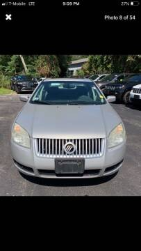2008 Mercury Milan for sale at Worldwide Auto Sales in Fall River MA