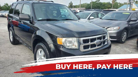 2012 Ford Escape for sale at Mars auto trade llc in Kissimmee FL