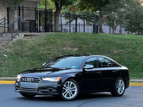 2013 Audi S6 for sale at Diamond Automobile Exchange in Woodbridge VA