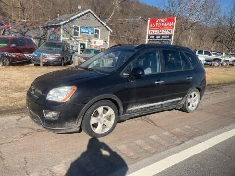 2007 Kia Rondo for sale at Korz Auto Farm in Kansas City KS