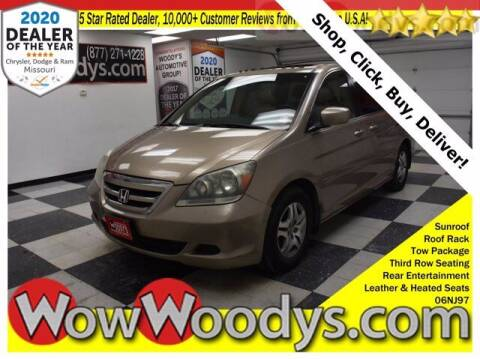 2006 Honda Odyssey for sale at WOODY'S AUTOMOTIVE GROUP in Chillicothe MO