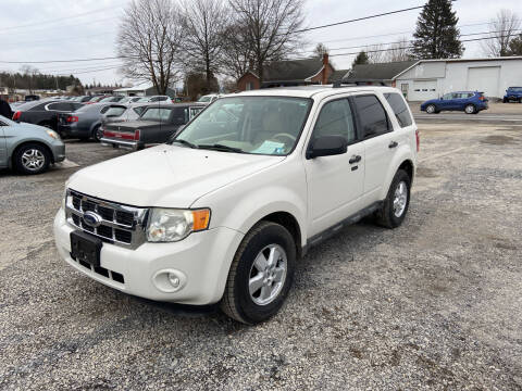 2009 Ford Escape for sale at US5 Auto Sales in Shippensburg PA