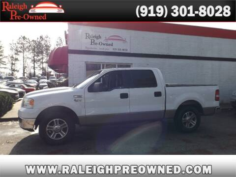 2006 Ford F-150 for sale at Raleigh Pre-Owned in Raleigh NC