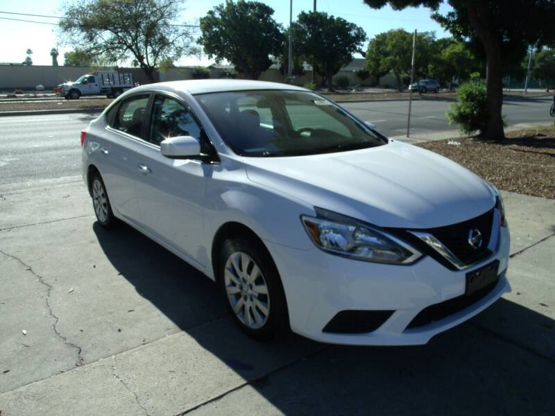 2018 Nissan Sentra for sale at Hollywood Auto Brokers in Los Angeles CA