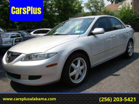 2004 Mazda MAZDA6 for sale at CarsPlus in Scottsboro AL