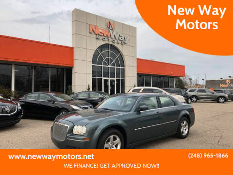 2006 Chrysler 300 for sale at New Way Motors in Ferndale MI