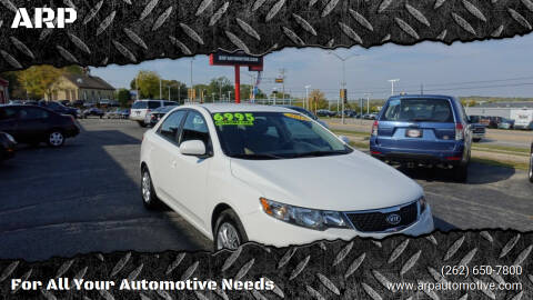 2013 Kia Forte for sale at ARP in Waukesha WI