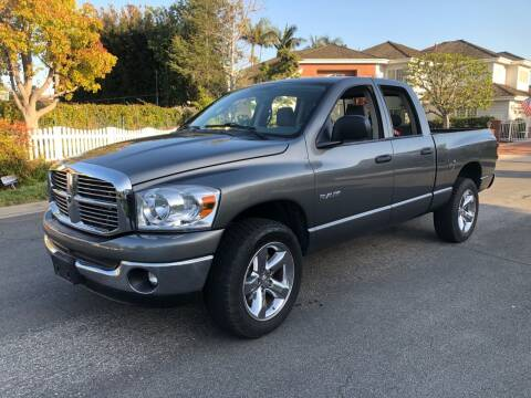 2008 Dodge Ram Pickup 1500 for sale at Carmelo Auto Sales Inc in Orange CA