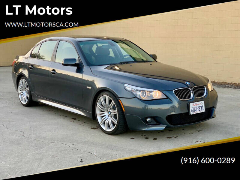 2008 BMW 5 Series for sale at LT Motors in Rancho Cordova CA