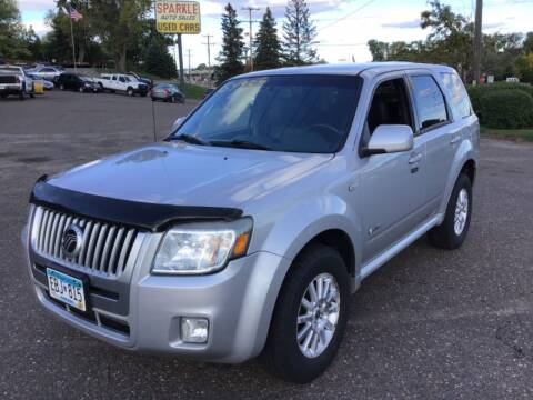 2008 Mercury Mariner for sale at Sparkle Auto Sales in Maplewood MN