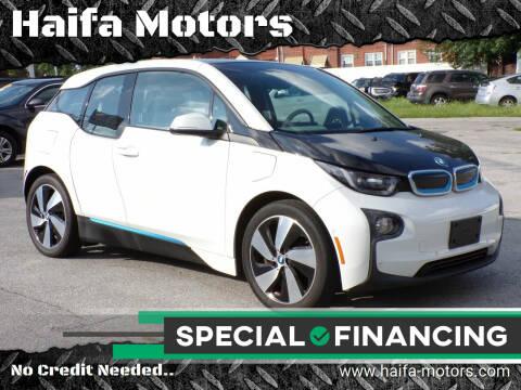 2014 BMW i3 for sale at Haifa Motors in Philadelphia PA