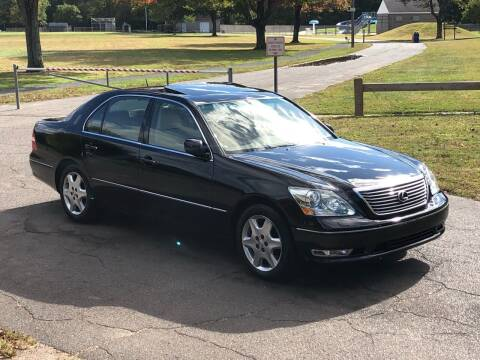 2004 Lexus LS 430 for sale at Choice Motor Car in Plainville CT