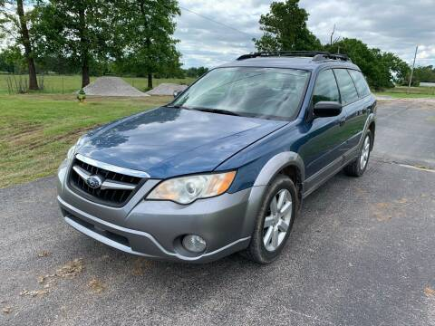 2009 Subaru Outback for sale at Champion Motorcars in Springdale AR