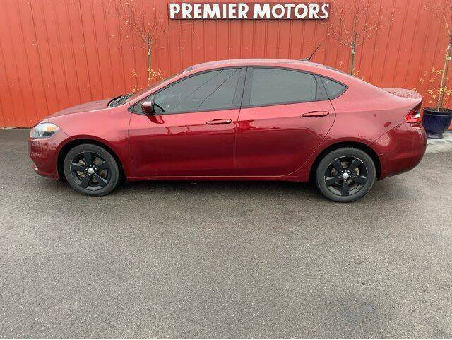 2015 Dodge Dart for sale at PremierMotors INC. in Milton Freewater OR