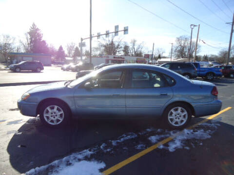 2006 Ford Taurus for sale at Tom Cater Auto Sales in Toledo OH